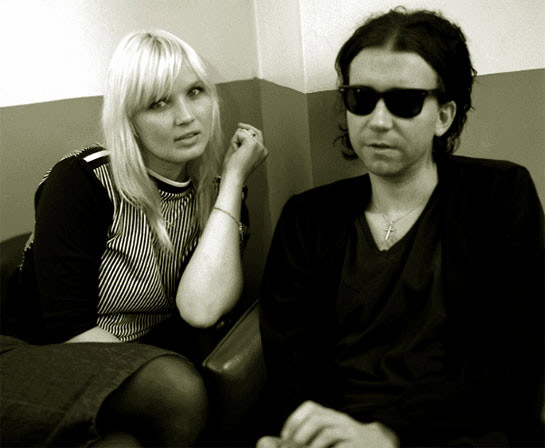 The Raveonettes, interview, supersweet